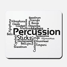 Percussion Mousepad