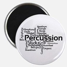 Percussion Magnets