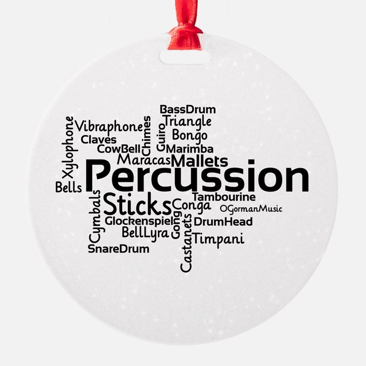 Percussion Ornament