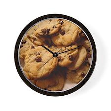 chocochip cookies Wall Clock