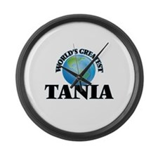 World's Greatest Tania Large Wall Clock
