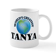 World's Greatest Tanya Mugs