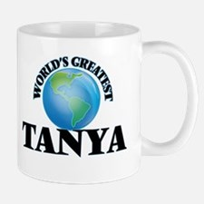 World's Greatest Tanya Mugs