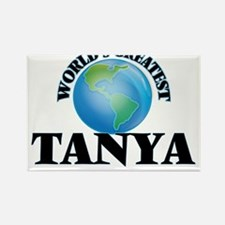 World's Greatest Tanya Magnets