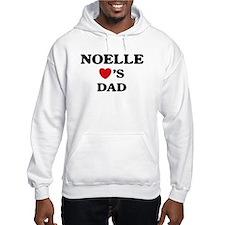 Noelle loves dad Jumper Hoody
