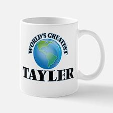 World's Greatest Tayler Mugs