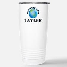 World's Greatest Tayler Stainless Steel Travel Mug
