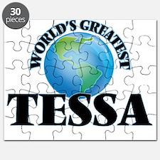 World's Greatest Tessa Puzzle
