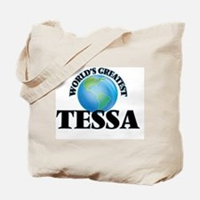 World's Greatest Tessa Tote Bag