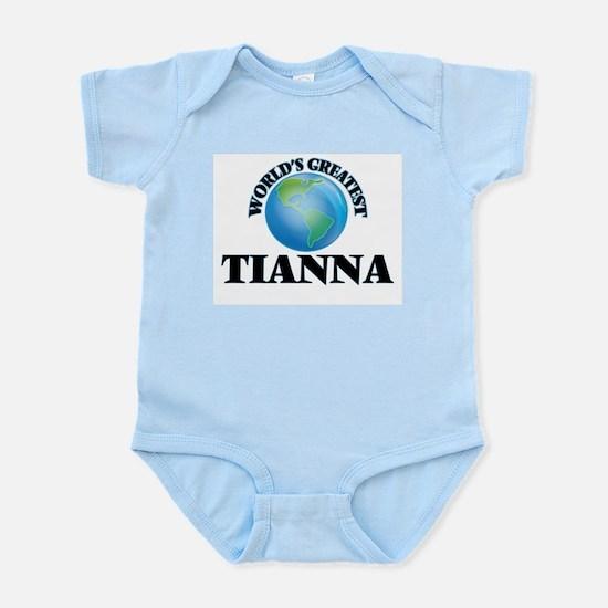 World's Greatest Tianna Body Suit