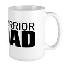 Warrior Dad Coffee MugMugs