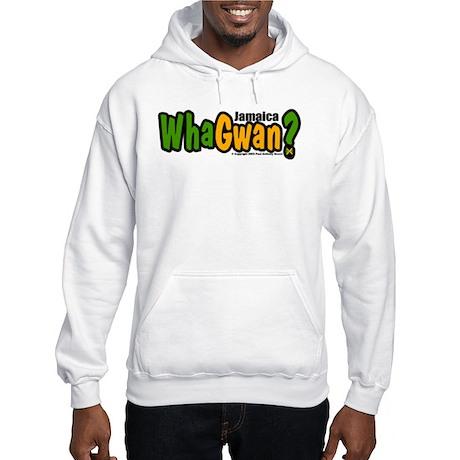 Jamaica WhaGwan Hooded Sweatshirt
