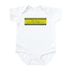 Intellectual disability Infant Bodysuit