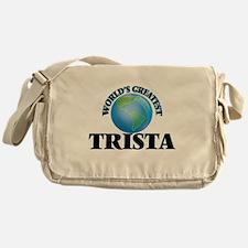 World's Greatest Trista Messenger Bag