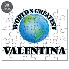 World's Greatest Valentina Puzzle