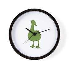 GooseGasket Wall Clock