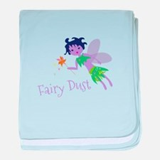Fairy Dust baby blanket