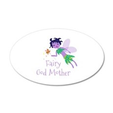Fairy God Mother Wall Decal