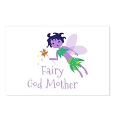 Fairy God Mother Postcards (Package of 8)