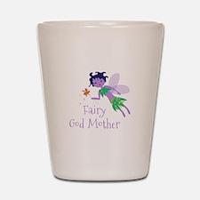 Fairy God Mother Shot Glass