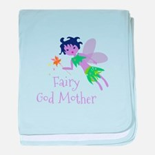 Fairy God Mother baby blanket