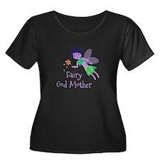 Fairy God Mother Plus Size T-Shirt