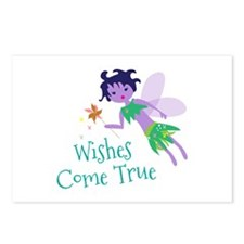 Wishes Postcards (Package of 8)