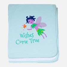 Wishes baby blanket