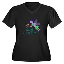 Wishes Plus Size T-Shirt