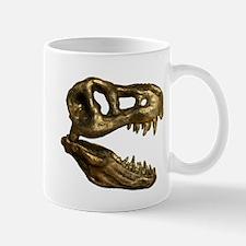 T REX SKULL Mugs