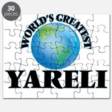 World's Greatest Yareli Puzzle