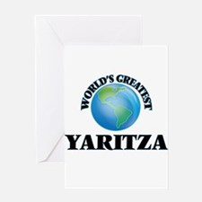 World's Greatest Yaritza Greeting Cards