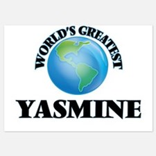World's Greatest Yasmine Invitations