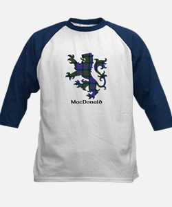 Lion - MacDonald Kids Baseball Jersey