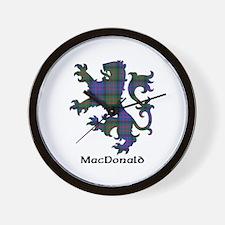 Lion - MacDonald Wall Clock