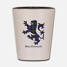 Lion - MacDonald Shot Glass
