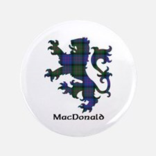 "Lion - MacDonald 3.5"" Button (100 pack)"