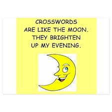 crosswords Invitations
