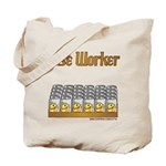 Case Worker Tote Bag