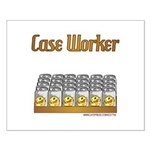 Case Worker Small Poster