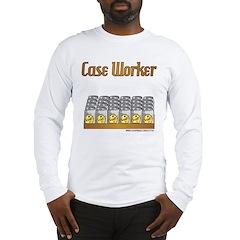 Case Worker Long Sleeve T-Shirt