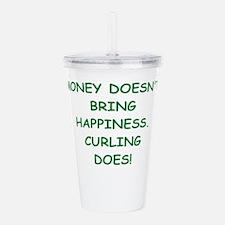curling Acrylic Double-wall Tumbler