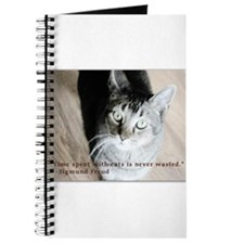 Time Spent With Cats Journal