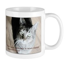 Time Spent With Cats Mugs