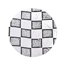 "checkered flag 3.5"" Button"