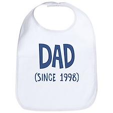 Dad since 1998 Bib