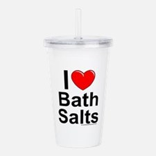 Bath Salts Acrylic Double-wall Tumbler