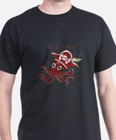 Unique Toddler pirate girls T-Shirt