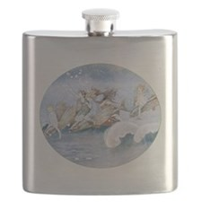 Sea Fairies Kids Flask