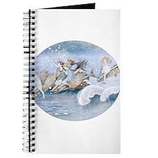 Sea Fairies Kids Journal
